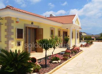 Thumbnail 4 bed bungalow for sale in Apesia, Liassol, Cyprus