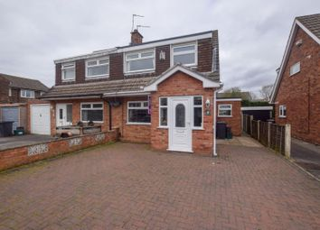 Thumbnail 3 bedroom semi-detached house for sale in Starbeck Drive, Little Sutton