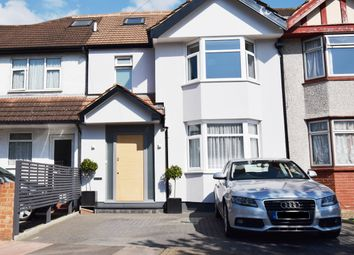 Thumbnail 4 bed terraced house for sale in Princes Avenue, Tolworth, Surrey