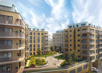 Thumbnail 3 bed flat for sale in Langley Square, Mill Pond Road, Dartford