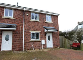 Thumbnail 3 bed terraced house for sale in Skinburness Court, Silloth, Wigton