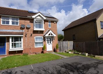 Thumbnail 2 bed end terrace house for sale in Malmesbury Close, Barrs Court, Bristol