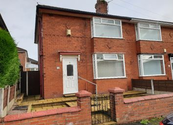 Thumbnail 3 bed semi-detached house to rent in Meadow Way, Moston, Manchester