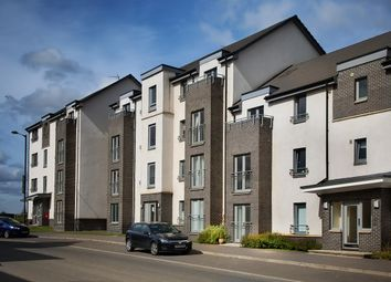 Thumbnail 2 bed flat to rent in Crookston Court, Larbert