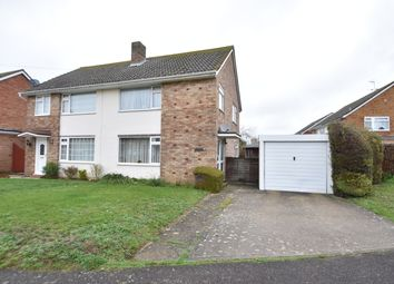Thumbnail 3 bed semi-detached house to rent in Kelsey Avenue, Southbourne, Emsworth, Hampshire