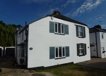 Thumbnail 2 bed cottage to rent in Sandy Lane, Send, Woking