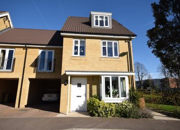 Thumbnail 4 bed link-detached house for sale in Martin Drive, Stone, Kent