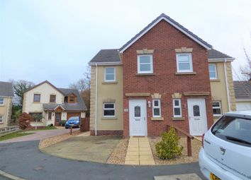 Thumbnail 3 bed property to rent in Maes Abaty, Whitland, Carmarthenshire