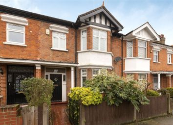 Thumbnail 4 bed terraced house for sale in Manor Road, Richmond, Surrey