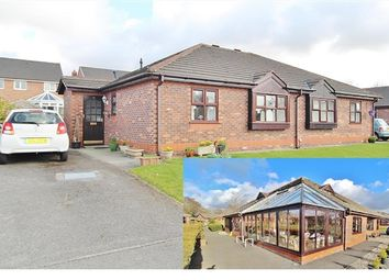 Thumbnail 2 bed bungalow for sale in Crownlee, Preston
