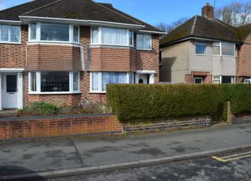 Thumbnail 3 bed terraced house to rent in Brookside Avenue, Whoberley, Coventry