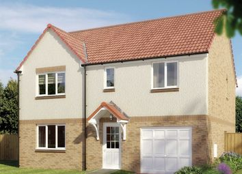 "Thumbnail 5 bedroom detached house for sale in ""The Warriston"" at Haining Wynd, Muirhead, Glasgow"