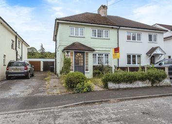 3 bed semi-detached house for sale in Virginia Water, Surrey GU25