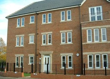 Thumbnail 1 bedroom flat to rent in Summerlin Drive, Woburn Sands, Milton Keynes