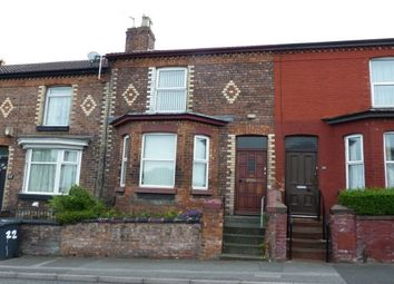 Thumbnail 2 bed terraced house to rent in Elm Road, Tranmere, Birkenhead