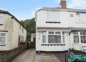 Thumbnail 3 bed semi-detached house for sale in Whoberley Avenue, Chapelfields, Coventry