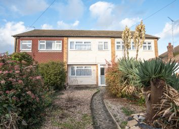 Thumbnail 3 bed terraced house for sale in Upminster Road North, Rainham, Essex