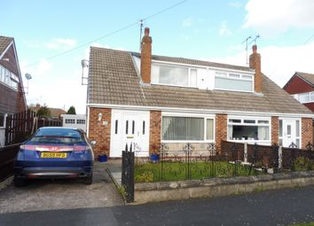 Thumbnail 3 bed semi-detached house for sale in Elaine Close, Great Sutton, Ellesmere Port
