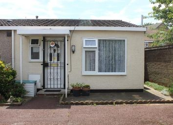 Thumbnail 1 bed bungalow for sale in Plaistow, London, England
