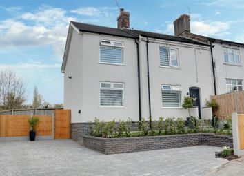 Thumbnail 3 bed cottage for sale in Congleton Road North, Scholar Green, Stoke-On-Trent