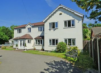 Thumbnail 5 bed detached house for sale in Rotherham Road North, Halfway, Sheffield