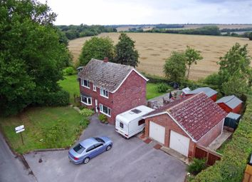 Thumbnail 3 bedroom detached house for sale in Clay Hill Lane, Wattisham, Ipswich