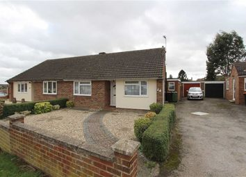 Thumbnail 2 bed semi-detached bungalow for sale in Miles Avenue, Leighton Buzzard