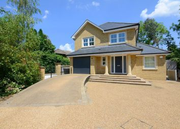 Thumbnail 5 bed detached house for sale in Station Approach, East Horsley