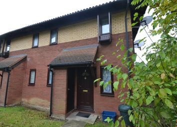 Thumbnail 1 bed terraced house for sale in Chadds Lane, Peartree Bridge, Milton Keynes, Buckinghamshire