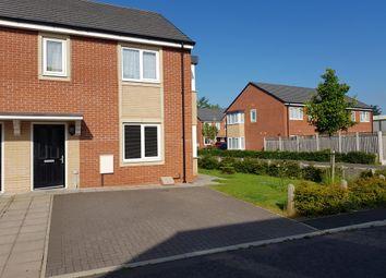 Thumbnail 3 bedroom semi-detached house for sale in Lockside Road, Ashton-On-Ribble, Preston