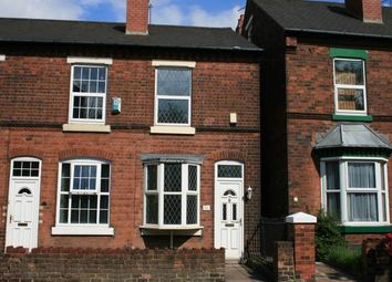 Thumbnail 3 bed terraced house to rent in Beacon Street, Chuckery, Walsall