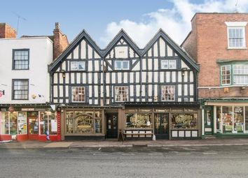 Thumbnail 3 bed flat for sale in The Apartment, High Street, Upton Upon Severn, Worcestershire