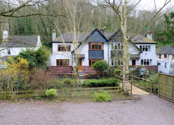 Thumbnail 4 bed semi-detached house for sale in Dale Road, Coalbrookdale, Telford, Shropshire.