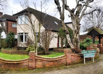 Thumbnail 4 bed detached house for sale in Bark Hart Road, Orpington