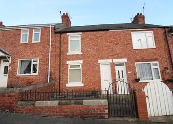 Thumbnail 2 bed terraced house to rent in Wood Street, Pelton, Chester Le Street