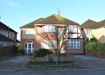 6 bed detached house for sale in Boleyn Avenue, Ewell, Epsom KT17