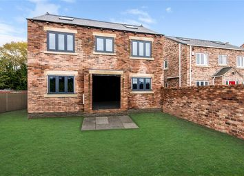 Thumbnail 6 bed detached house for sale in Weeland Road, Knottingley