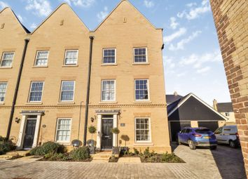 4 bed end terrace house for sale in Mallory Place, Alconbury Weald PE28