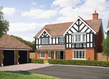 "Thumbnail 5 bed detached house for sale in ""Elm House"" at Kendal End Road, Barnt Green, Birmingham"