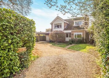 Thumbnail 4 bed detached house for sale in Salhouse, Norwich, Norfolk