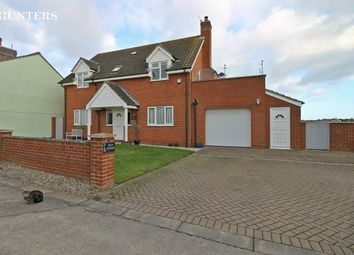 Thumbnail 4 bed cottage for sale in Old Coast Road, Ormesby, Great Yarmouth