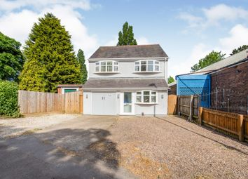 Thumbnail 4 bedroom detached house for sale in Ashby Road, Hinckley