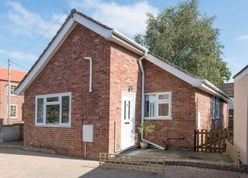 Thumbnail 2 bed detached bungalow for sale in Water Lane, East Street, Horncastle, Lincs