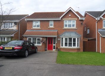 Thumbnail 5 bedroom detached house for sale in Abbeydale Gardens, South Hetton, Durham