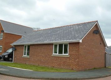 Thumbnail 2 bed detached bungalow to rent in 30, Dol Y Wennol, Castle Caereinion, Welshpool, Powys
