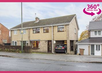 Thumbnail 4 bed semi-detached house for sale in Forest Hill, The Bryn, Pontllanfraith, Blackwood