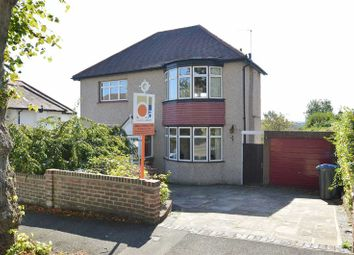 Thumbnail 3 bed detached house for sale in Howard Road, Coulsdon