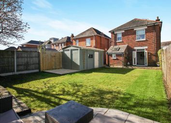Thumbnail 3 bedroom detached house for sale in Coombe Avenue, Bournemouth