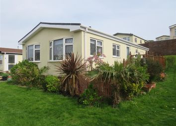 Thumbnail 2 bed mobile/park home for sale in The Drive, Court Farm Road, Newhaven