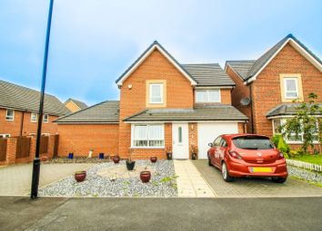 Thumbnail 3 bed detached house for sale in Ryder Court, Newcastle Upon Tyne, Northumberland